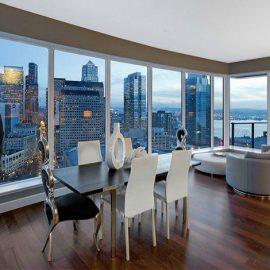 Το απίθανο διαμέρισμα στην ταινία «Οι 50 αποχρώσεις του γκρι» με θέα στο κέντρο του Σιάτλ και τον ωκεανό από το υπέροχο κτίριο Escala, με ?ίσως- τα πιο ακριβά διαμερίσματα της πόλης