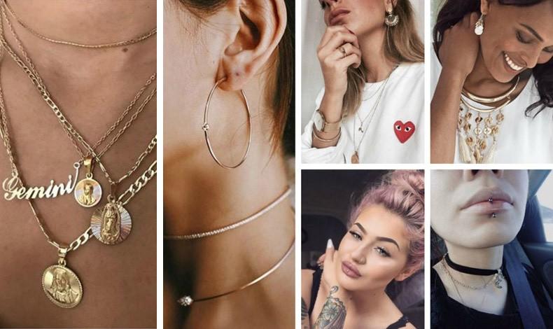 Τα κοσμήματα που τονίζουν τη λάμψη στο πρόσωπο έχουν ανέβει σε δημοτικότητα και πωλήσεις