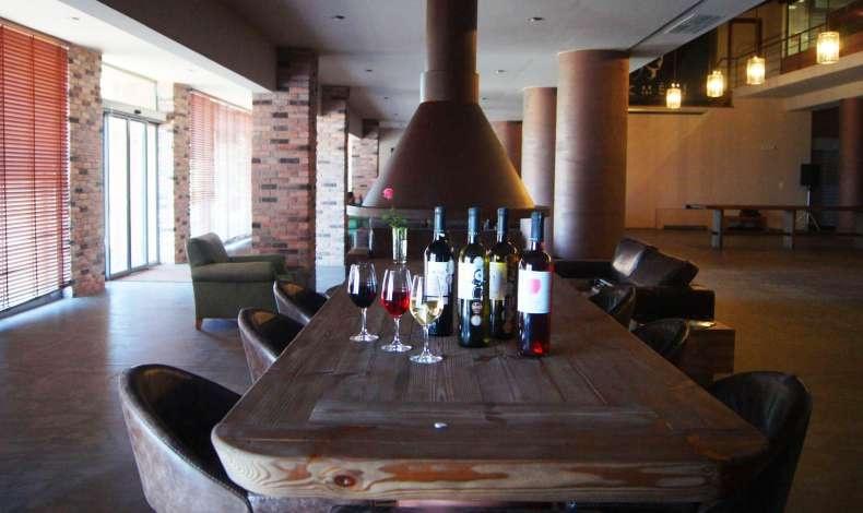 Έφτασε η ώρα να δοκιμάσουμε τα εκλεκτά κρασιά με συνοδεία τοπικών τυριών και αλλαντικών! Πραγματικά, δεν ξέραμε τι να πρωτοδιαλέξουμε?