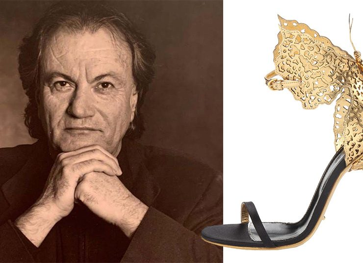 Sergio Rossi: Ο διάσημος σχεδιαστής παπουτσιών θύμα του κορωνοϊού