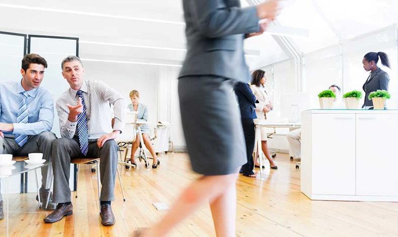 Τι να κάνεις αντιμετωπίζεις σεξισμό στο χώρο εργασίας