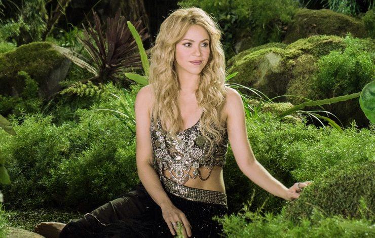 Η Shakira στη νέα παγκόσμια εκστρατεία του Activia!