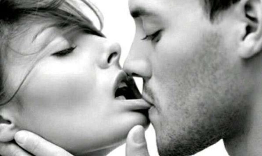 Το φιλί - δάγκωμα