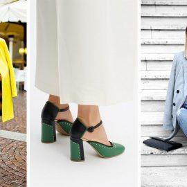 Συνδυάστε τα πράσινα παπούτσια με κίτρινο για καλοκαιρινό αποτέλεσμα, ενώ ταιριάζουν θαυμάσια με λευκό ή και το τζιν σας
