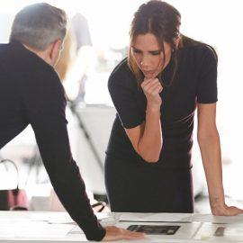 Για τη δημιουργία των προϊόντων η Victoria δήλωσε: «Θέλω οι γυναίκες να αισθάνονται πως έχουν τον έλεγχο των καταστάσεων, να νιώθουν σέξι και να ξεχειλίζουν από αυτοπεποίθηση»!