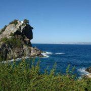 Το εκκλησάκι του Άι Γιάννη στο Καστρί «συνομιλεί» για το Αιγαίο