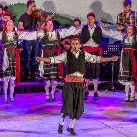 Παραδοσιακοί χοροί με κέφι και επαγγελματισμό στο 4ο Φεστιβάλ Παραδοσιακών Χορών «Διαμαντής Παλαιολόγος»