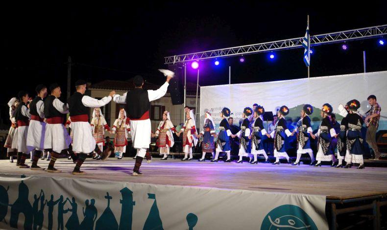 Στο φεστιβάλ παραδοσιακών χορών «Διαμαντής Παλαιολόγος» απονεμήθηκε το βραβείο για την προώθηση της διαπολιτισμικής μάθησης στο πλαίσιο του ευρωπαϊκού προγράμματος Eileen