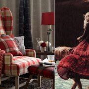 Από τη μόδα στη διακόσμηση του σπιτιού μας, το σκωτσέζικο καρό έχει φέτος τον χειμώνα την τιμητική του!