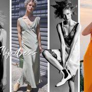 Slip dress: Η μεγάλη επιστροφή!