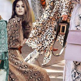 «Φιδίσιες» εμφανίσεις! Το snake print είναι η hot τάση της μόδας