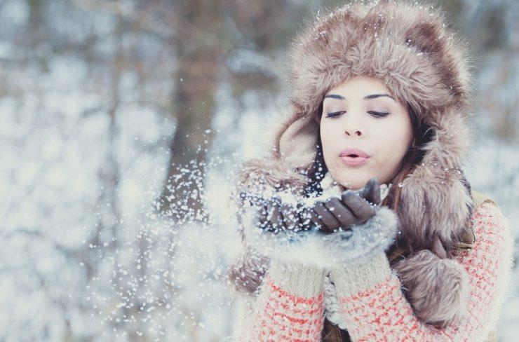 Βασίλισσα του χιονιού!