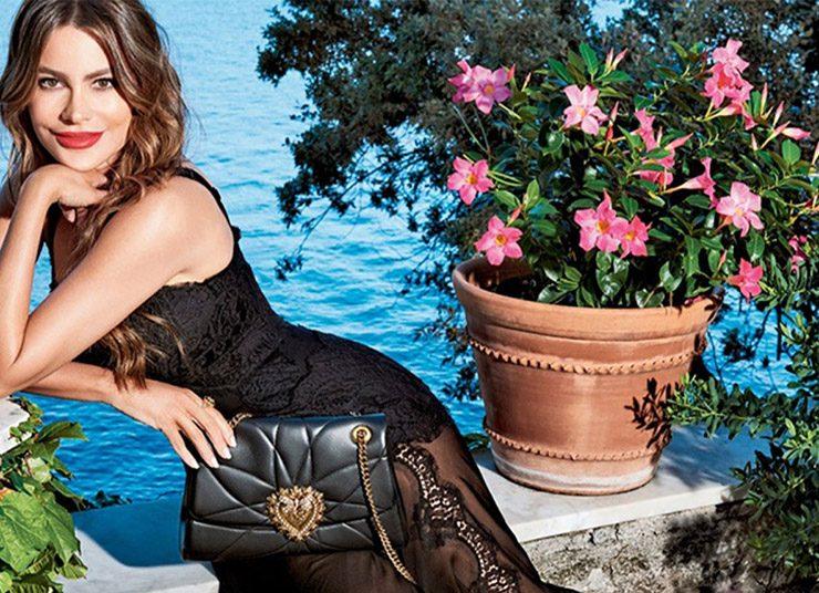 Η Sofia Vergara στη νέα καμπάνια των Dolce & Gabbana