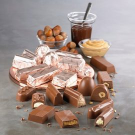 Τα σοκολατάκια δωδώνη είναι μία ολοκαίνουργη πρόταση που έρχεται να δώσει άλλη? γλύκα στην καθημερινότητα και φυσικά στις γιορτές!