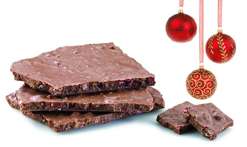 Δοκιμάστε τις πλάκες σοκολάτας υγείας, λευκής και γάλακτος και χρησιμοποιήστε τις και για τις δικές σας σοκολατένιες δημιουργίες στην κουζίνα