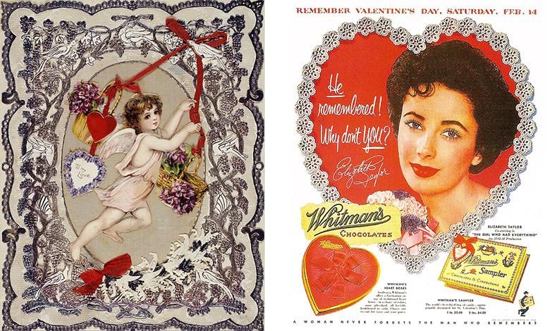 Πώς σχετίζονται τα σοκολατάκια  με τη γιορτή του Έρωτα;