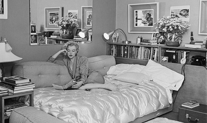 Σπάνιες φωτογραφίες της Μέριλιν για τα 90 της χρόνια