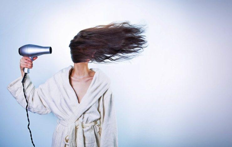 Το τέλειο στέγνωμα των μαλλιών!