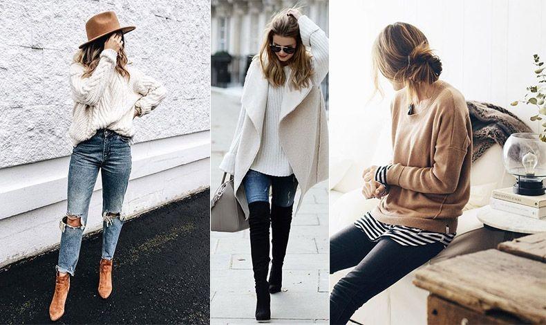 «Αν έχεις ένα ωραίο τζιν, ένα λευκό T-shirt και ένα καλό πουλόβερ, δεν χρειάζεσαι τίποτα άλλο»!