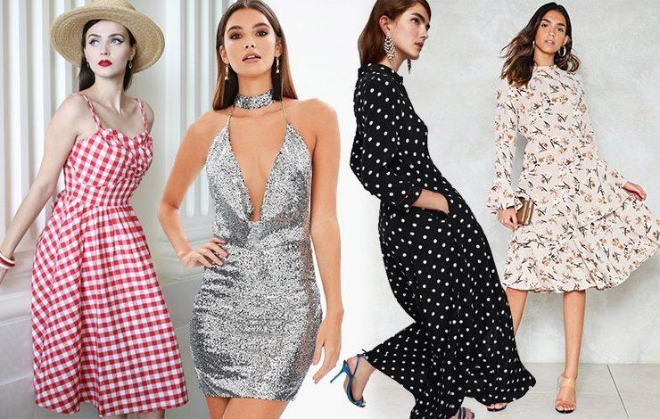 Τα 4 στιλ του καλοκαιρινού φορέματος της μόδας