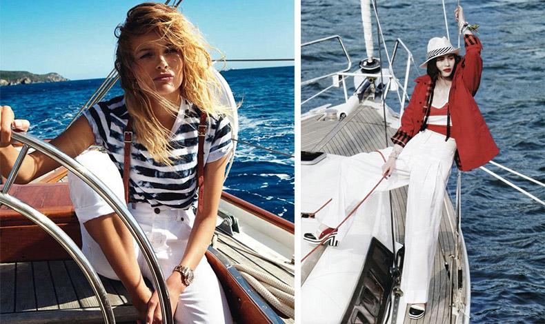 Το γαλλικό στιλ της Μπριζίτ Μπαρντό είναι πλέον κλασικό και αξεπέραστο! Μαρινιέρες, χρώματα μπλε-λευκό- κόκκινο και απαλά, μαλακά υφάσματα είναι τα βασικά στοιχεία