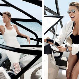 Ένα λευκό φόρεμα είναι μία από τις ωραίες επιλογές // Μην παραλείψετε ένα άνορακ για τις ψύχρες και τη θαλασσινή αύρα!