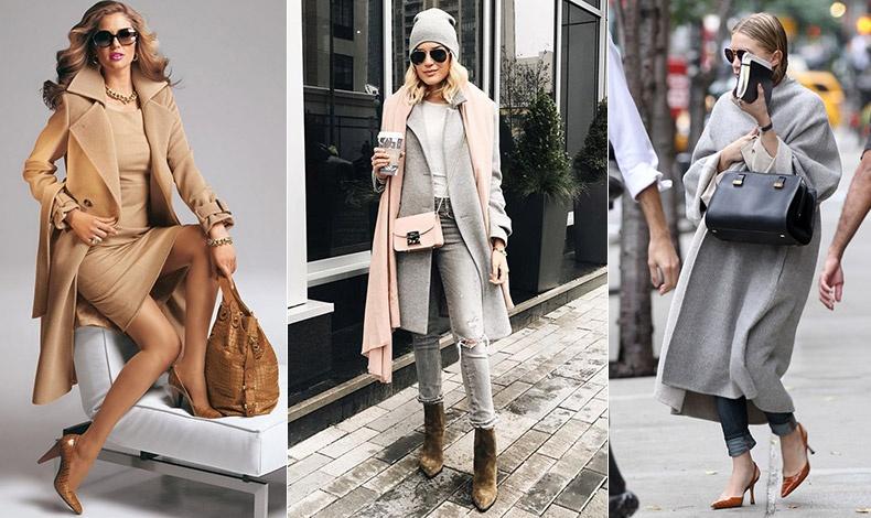 Οι ουδέτερες αποχρώσεις χαρίζουν φινέτσα και ποιότητα στο ντύσιμο, και συνδυάζονται τέλεια μεταξύ τους, οπότε λίγα κομμάτια ισούνται με πολλές διαφορετικές εμφανίσεις