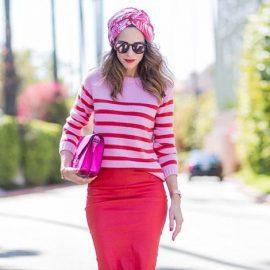 Υπάρχουν πολλοί τρόποι να φορέσετε φουλάρι και το καλοκαίρι, από τον λαιμό έως το να το δέσετε στα μαλλιά σας!