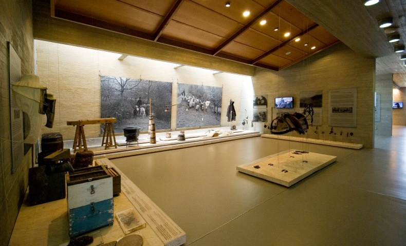 Μία ακόμη αίθουσα του μουσείου