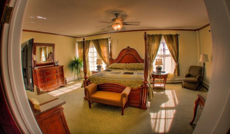 Το στοιχειωμένο δωμάτιο 217, όπου και ο Κινγκ υποστηρίζει ότι είχε μία ανάλογη εμπειρία...
