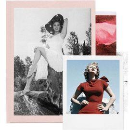 Η Σοφία Λόρεν στην ταινία Η Ωραία Μυλωνού, του 1955 (Hulton Archive/Getty Images) // Φορώντας κόκκινα το 1953 (Kobal/REX/Shutterstock)