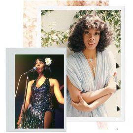 Η Ντόνα Σάμερ σε συναυλία στη Νέα Υόρκη το 1979 (Richard E. Aaron) // Στο σπίτι της στο Λος Άντζελες, γύρω στο 1980 (Michael Ochs Archives/Getty Images)