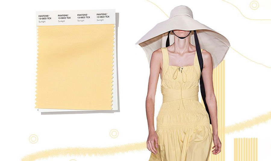 Επιλέξτε τη δική σας απόχρωση του κίτρινου της βανίλιας!