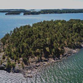Το νησάκι βρίσκεται στη Βαλτική θάλασσα στη Φιλανδία και θα ξεκινήσει τη λειτουργία του τον Ιούλιο του 2018