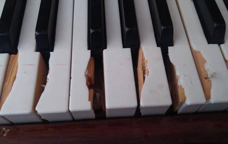 «Και σπάω το πιάνο που αγαπούσες...» ή σχέσεις εκδίκησης