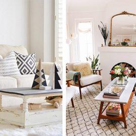 Διαλέξτε θέμα! Υποστηρίξτε ανάλογα έπιπλα και διακοσμητικά αντικείμενα π.χ. για ένα «θαλασσινό» σπίτι ή ένα σπίτι «lounge» και ταιριάξτε ακόμη και εντελώς διαφορετικά έπιπλα και υφές