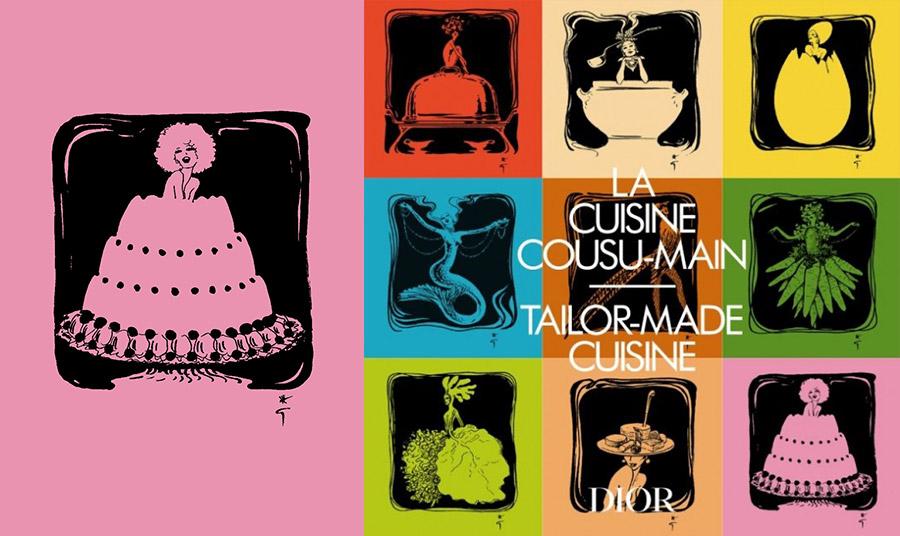 Τα θεσπέσια γλυκά του Christian Dior!