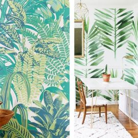Τι θα λέγατε να φέρετε την αίσθηση της ζούγκλας στο σπίτι σας;