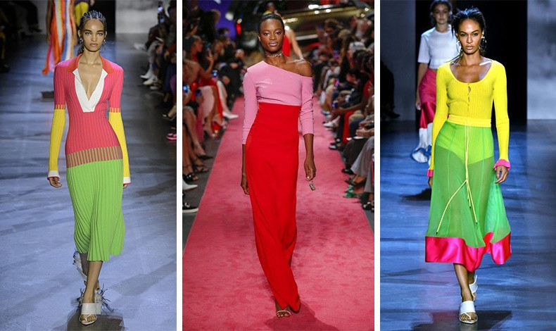 Οι τολμηροί συνδυασμοί πολύ έντονων χρωμάτων δημιουργούν πολύ ενδιαφέροντα αποτελέσματα!