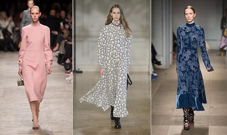 Το μοντέρνο ριχτό φόρεμα! Rochas // Valentino // Erdem