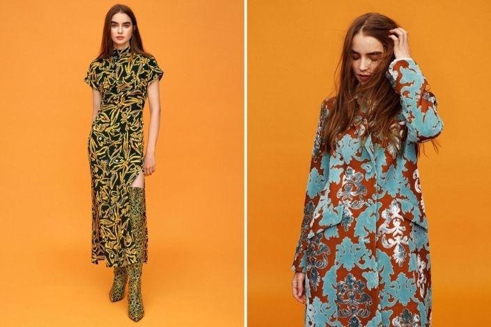 Αν η δουλειά σας είναι συντηρητική, προτιμήστε ένα παλτό με έντονα φλοράλ σχέδια -θα εντυπωσιάσετε στην είσοδο και την έξοδό σας ενώ αν είναι πιο  δημιουργική, φορέστε ακόμη και ένα φόρεμα με λουλούδια