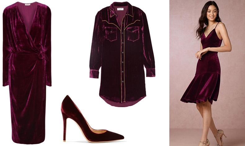 Η απόλυτη τάση του χειμώνα: Ντυθείτε στα βελούδα!