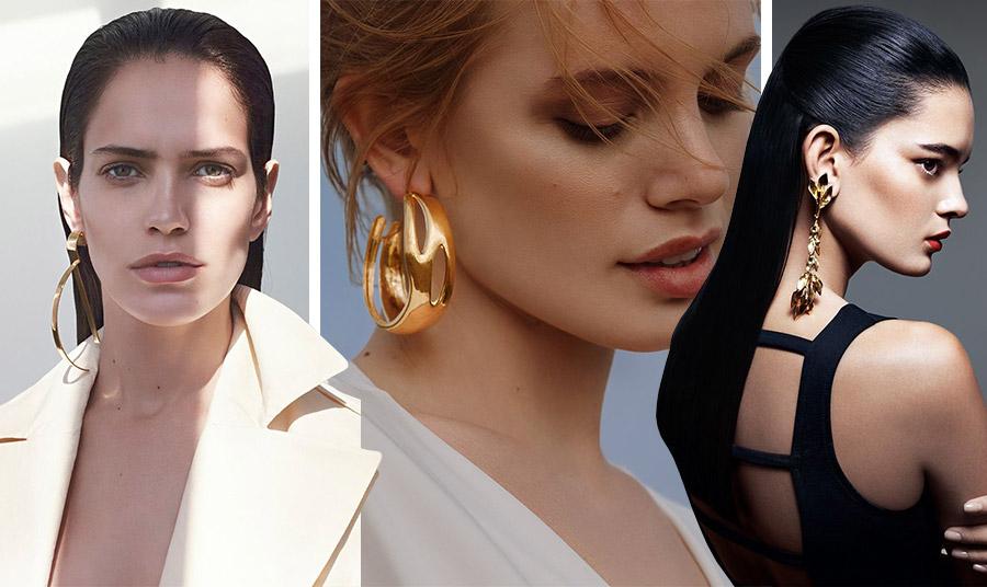 Τα σκουλαρίκια είναι ένα κόσμημα που συμβολίζει την ισορροπία, αφού φοριούνται ένα σε κάθε αυτί, αλλά όταν αποτελούν δώρο ενός άνδρα εκφράζεται η επιθυμία του για απόλυτη κατάκτηση