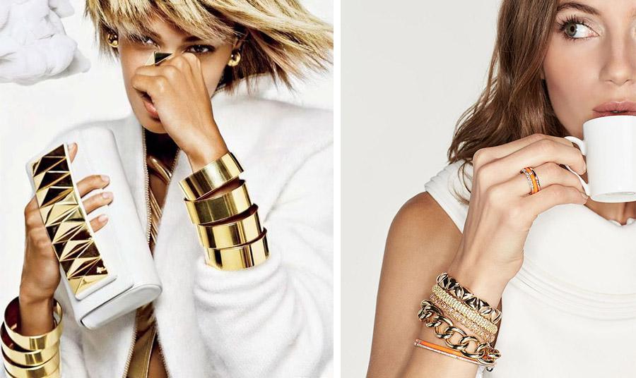 Το χρυσό βραχιόλι είναι το κόσμημα που «πιάνει» από το χέρι το αγαπημένο σας πρόσωπο όλη μέρα, ενώ λέγεται ότι τονίζει την τόλμη και τη δημιουργικότητα