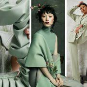 Το πράσινο του φασκόμηλου: Στην κορυφή των τάσεων και πώς θα το φορέσετε!