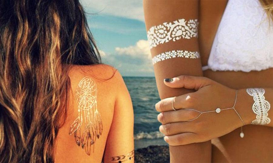 Έχετε τατουάζ; Οι συμβουλές των δερματολόγων για προστασία το καλοκαίρι