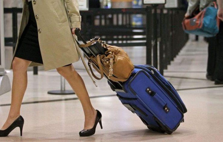 Πώς ταξιδεύουν οι γυναίκες;