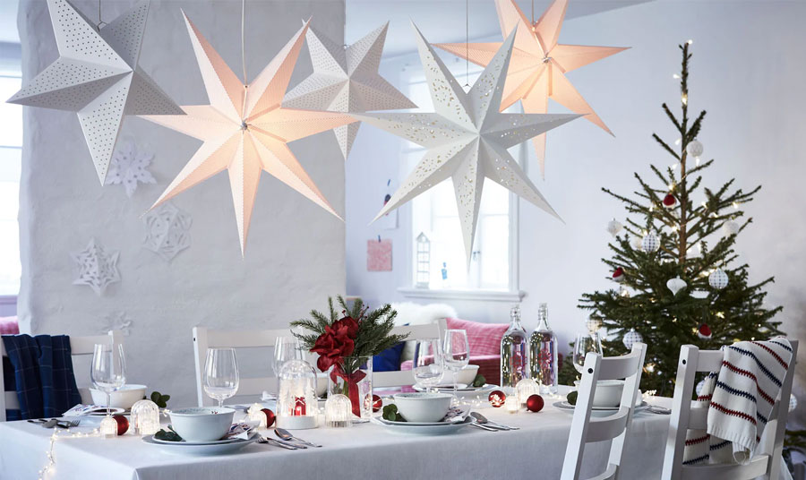 Μενού και διακόσμηση για τις Γιορτές: Θα σας ανεβάσουν στα… αστέρια!
