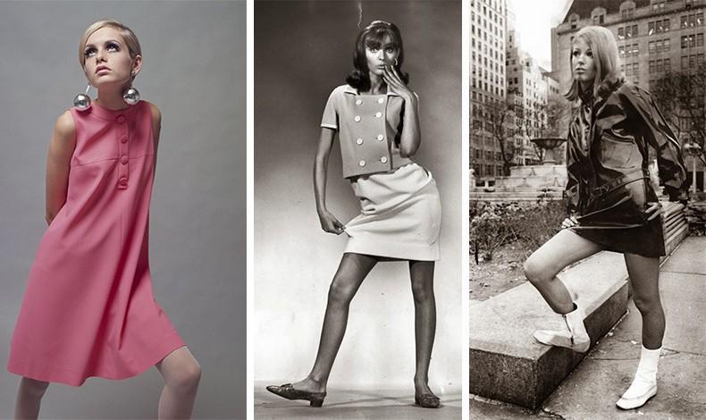 Η μικροσκοπική Τουίγκι γίνεται το πιο διάσημο μοντέλο των '60s // Σεξουαλική επανάσταση και μίνι φούστα κυριαρχούν στη Δύση τη δεκαετία του '60