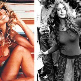 Η Φάρα Φόσετ αποτελεί το νέο πρότυπο του '70 κάνοντας το χαρακτηριστικό της κούρεμα, το απόλυτο trend, μαζί με τη λεπτή σιλουέτα της // Ως «αντιμόδα» εμφανίζεται η τάση των χίπις και το φυσικό σώμα και λουκ γίνονται τάση